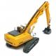 LIEBHEER 944 C - new arm & buckelt -