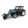 """New Holland T6.175 """"Blue Power"""" with 770TL front loader"""