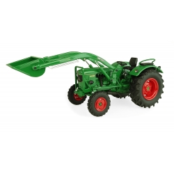 Deutz-Fahr D 60 05 - 2WD with front loader and bucket