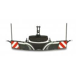 Tractorbumper Safetyweight 800 kg - grey