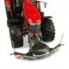 Pare-chocs de tracteur Tractorbumper Safetyweight 800 kg - gris