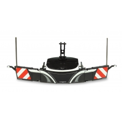 Tractorbumper Safetyweight 800 kg - black