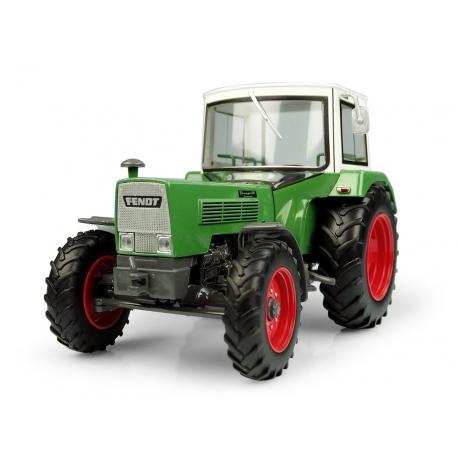 FENDT FARMER 106S TURBOMATIK AVEC CABINE FRITZMEIER M611 - 4WD