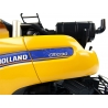 "NEW HOLLAND CR10.90 ""REVELATION"" AVEC CHENILLE - 45 ANS DE LA TECHNOLOGIE TWIN ROTOR"