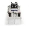 KOMATSU D155AX-7 - Version blanche - Edition limitée 750 pièces