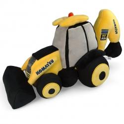KOMATSU WB93R plush toy