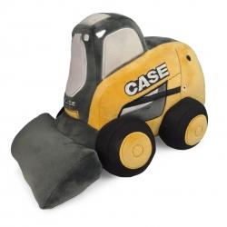 CASE CE skid loader plush toy