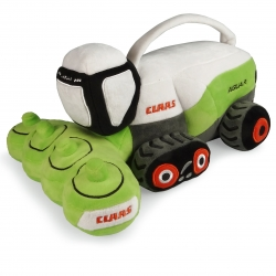 CLAAS JAGUAR - forage harvester - plush toy